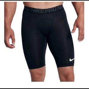 Nike Pro Men's Black Shorts (L)
